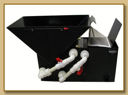JM8 - Fish Egg Sorter with Counter